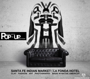 Viirgil Ortiz Pop Up Boutique | Santa Fe Indian Market