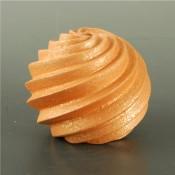 Toya, Dominique – Miniature Swirl Melon Seedpot