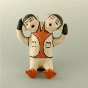 Ortiz, Seferina – Double Headed Monos Figure