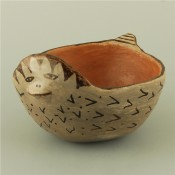 Bread, Vesta – Bowl with Bird Shape